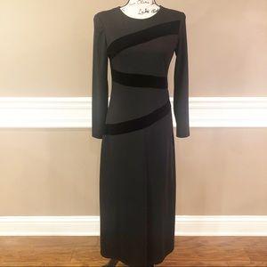 Jessica Howard Long Sleeve Dress, size 6